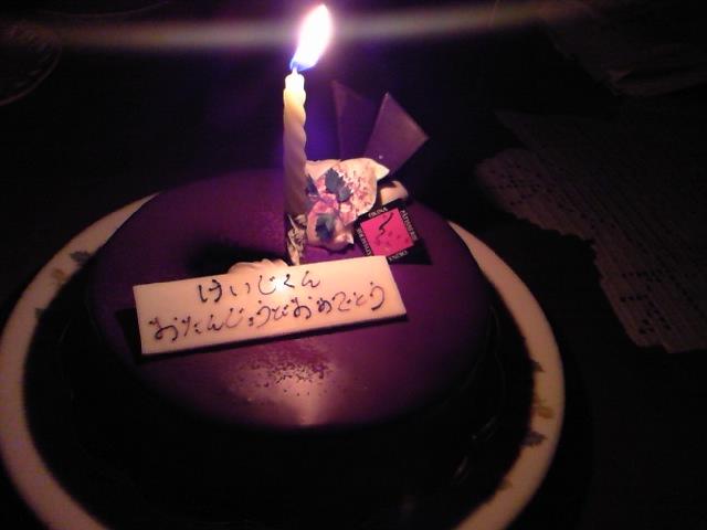 ザコの誕生日