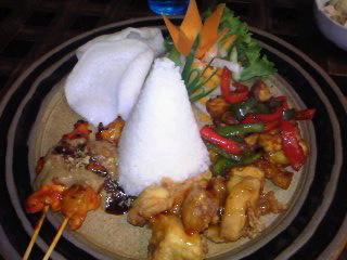 バリラグーン 〜 芦屋の気さくなインドネシア料理店